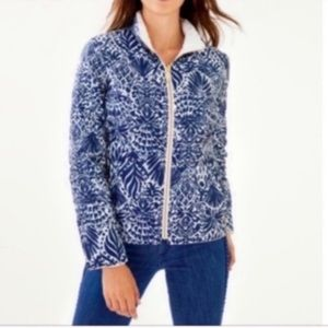 Lilly Pulitzer Marilee Reversible Puff Jacket